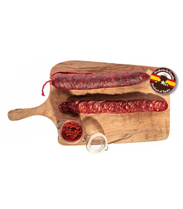 Embutidos tradicionales de España, Chorizo Serrano