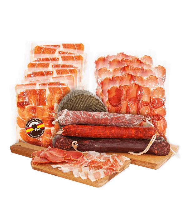 Pakket Traditionele Spaanse Producten